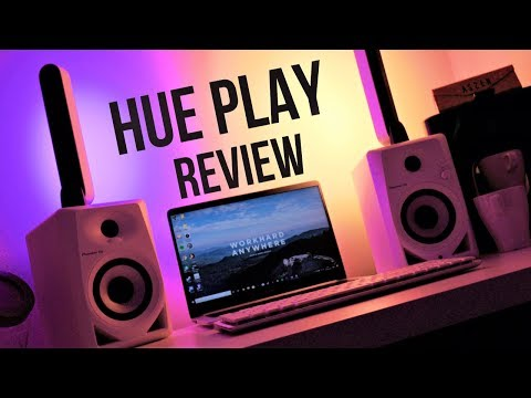Philips Hue Play Bars - The Ultimate RGB Accessory?