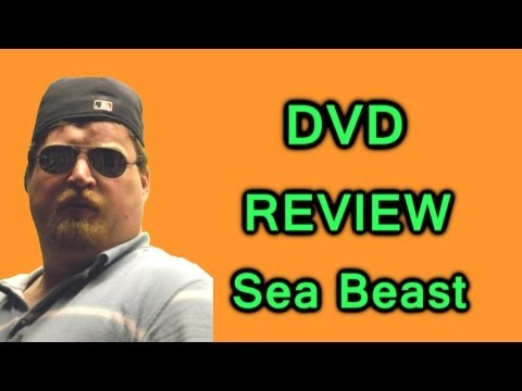 Sea Beast Man Eater Series DVD
