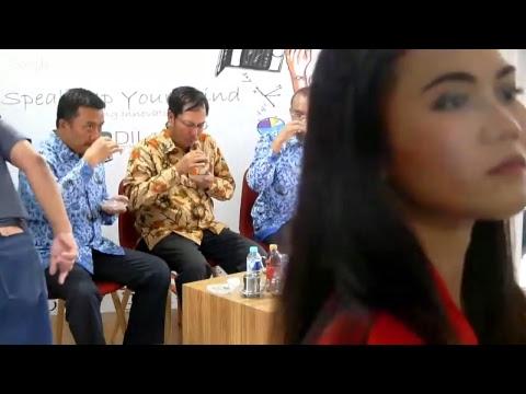 LAUNCHING SENTRA PEMBERDAYAAN PEMUDA KEMENPORA & DILO TELKOM JAKARTA
