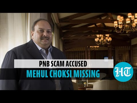 Fugitive businessman Mehul Choksi missing in Antigua; police launch probe