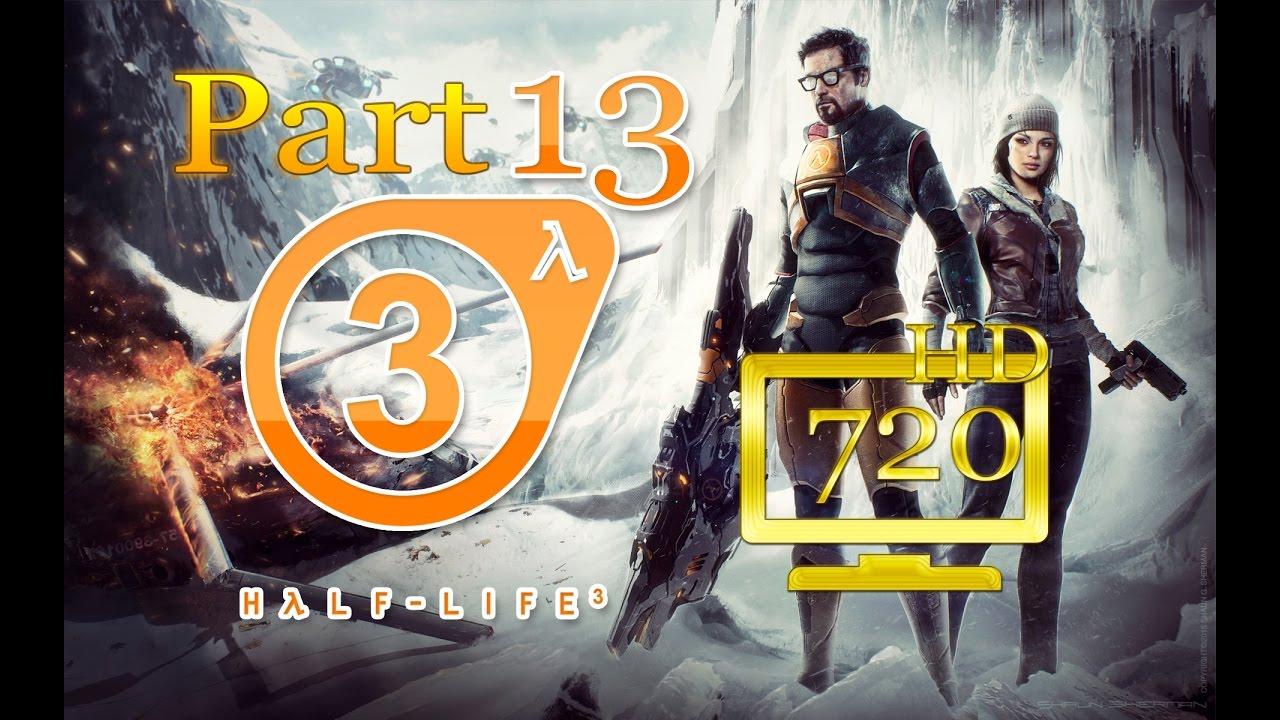 Half-Life 2 Episode 3 (Part 13 ) Walkthrough +Free Download no steam يوتوبر  عربي