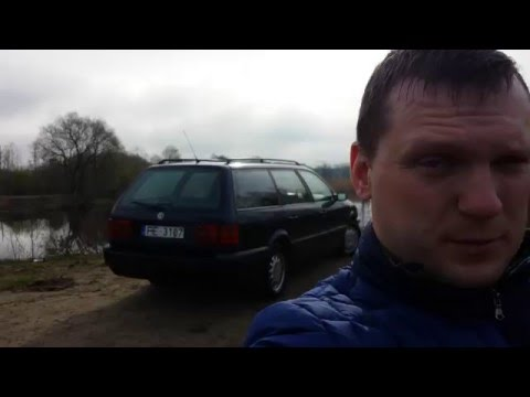 VW Passat B4 Varriant 1 9td 90 hp 1993 года ! Мой полный обзор !