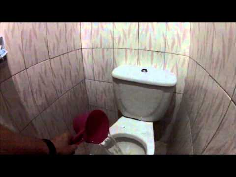 Tabo Time! A Typical Bathroom in the Philippines