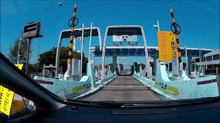 【HD車窓(前方)】高速道路の旅 八代IC→人吉IC(2018年8月)