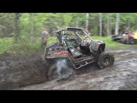 Huge 900XP RZR Rippin Nasty Mud