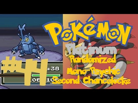 Pokemon Platinum Second Chancelocke Episode 44: Only People Who Play RPGs Understand