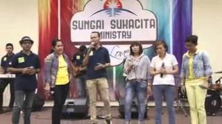Cover Yesus Kristus Tuhan JPCC Perform by team PW sungai sukacita ministry bandung