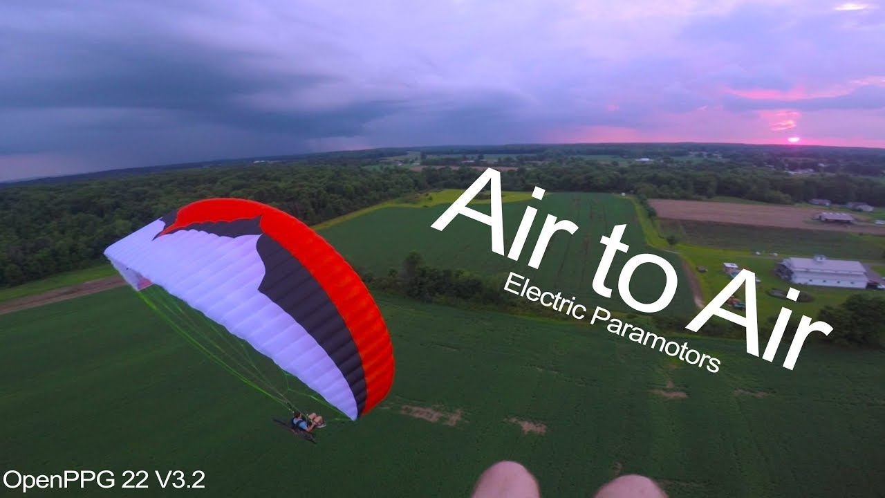 OpenPPG | Electric Powered Paragliding | Open Source Flying