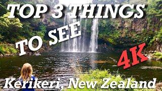 Top 3 Attractions in Kerikeri, Bay of Island New Zealand