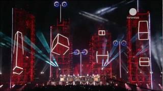 Jean Michel Jarre Rendez-vous 4 Monaco Live