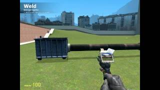 Gmod 13 (beta) - Simple Catapult Tutorial