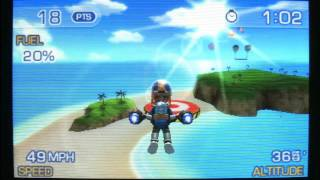 Classic Game Room - PILOTWINGS RESORT for 3DS review