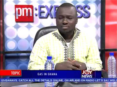 Gas in Ghana - PM Express on Joy News (11-11-14)