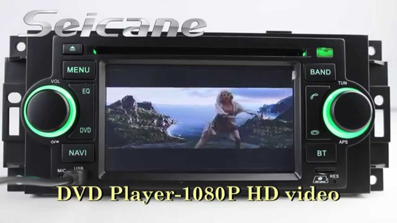 Aftermarket 2002 2010 Chrysler Pt Cruiser Dvd Gps