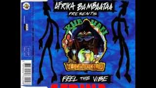 AFRIKA BAMBAATAA PRES. KHAYAN - FEEL THE VIBE (CLUB MIX) (1994)