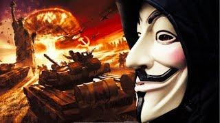 Anonymous: WORLD WAR 3 has begun! - 2017