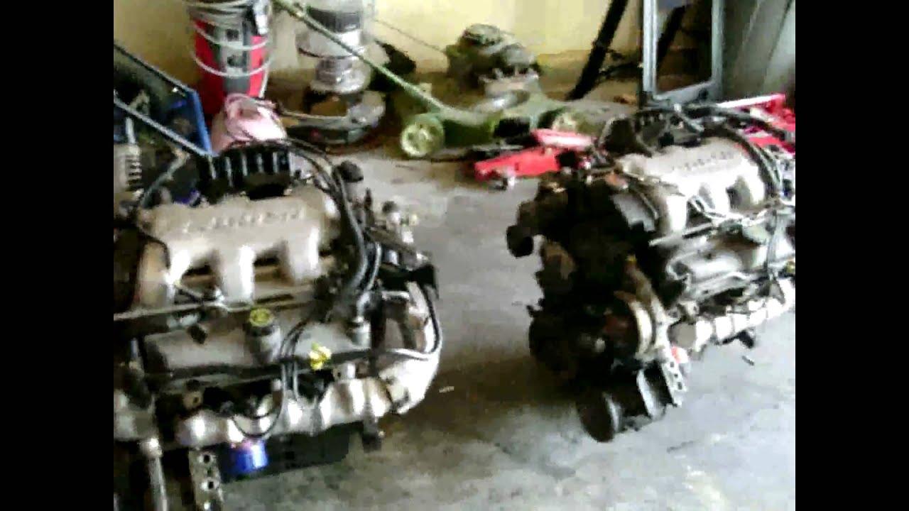 34 Liter GM 3400 Engine Replacement  Swap 1999 Alero