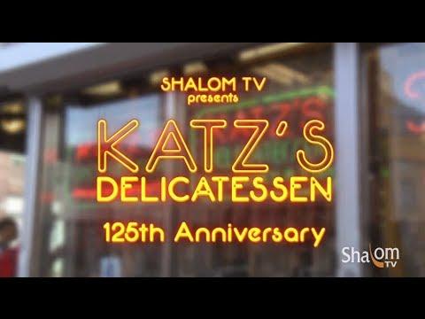 Katz's Deli 125th Anniversary