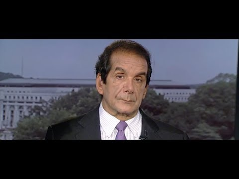 CHARLES KRAUTHAMMER CALLS FOR THE ARREST OF BARACK HUSSEIN OBAMA!
