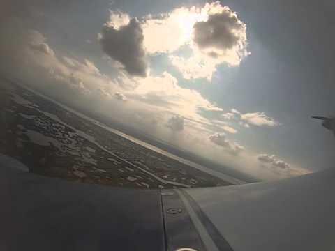 Cocoa Beach, Fl.  Flight Part 1