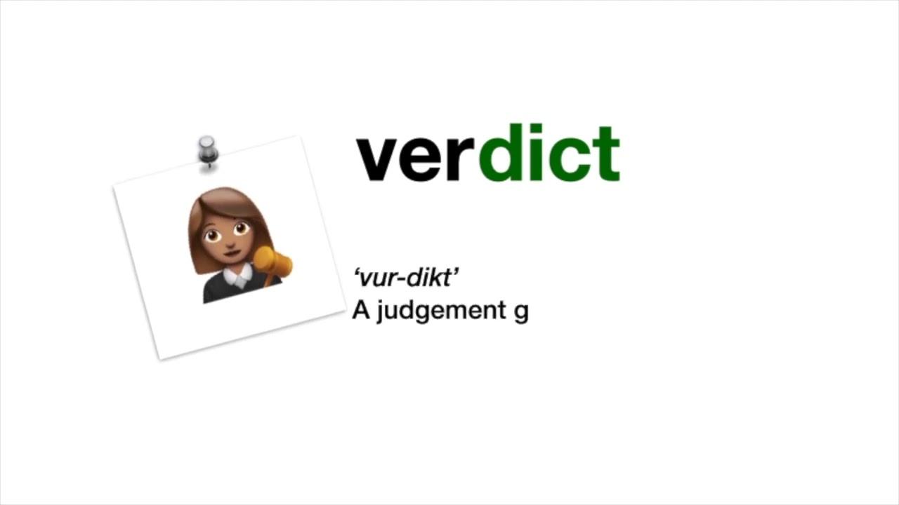 Word Roots Episode 18: 'Dict'