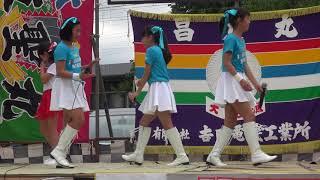 2017.8.14 するが紅トマHIKO☆星隊 横砂夏祭り.