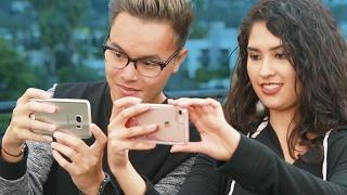 Apple Vs  Samsung  Camera Battle