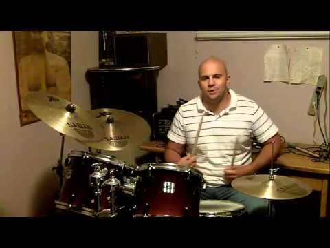 The 3 Most Important Cymbals-Hi Hat, Ride, And Crash