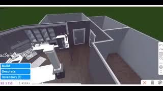 ROBLOX | Modern Roleplay Home | 55k | iiiSimplyFarrah Speedbuilds