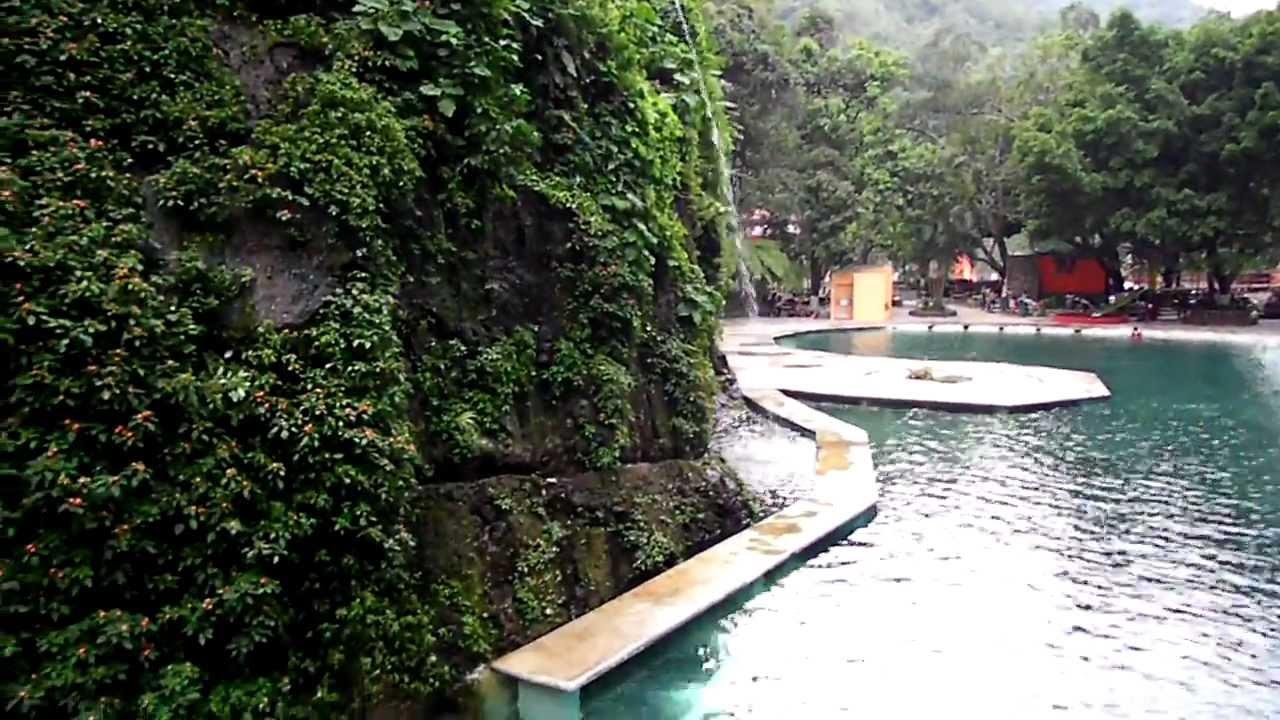 Piscina los chorros el salvador youtube for Chorros para piscinas