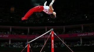 Подборка сложных элементов мужской спортивной гимнастики [Классификация элементов]