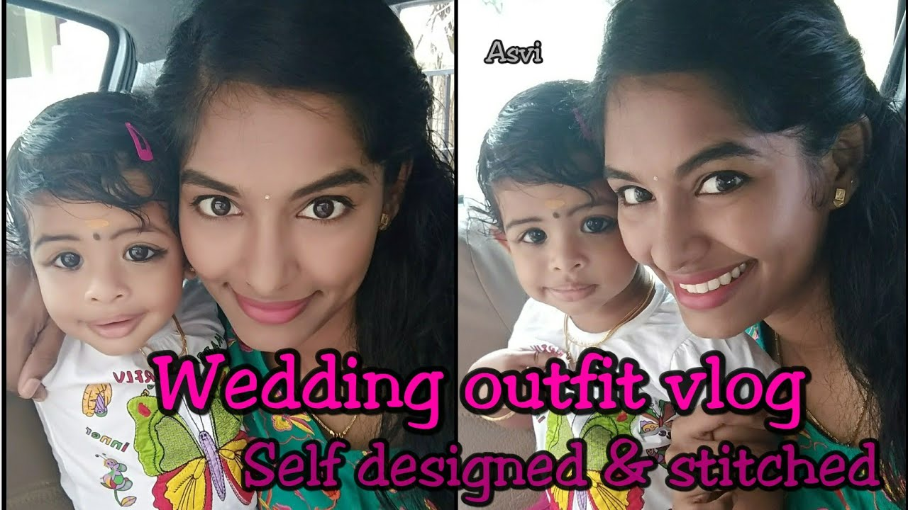 What we are gonna wear for wedding??? Vlog|DIY|Mom and baby girl matching outfits ideas|Asvi