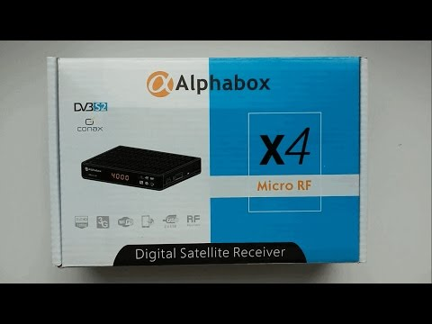 Alphabox X4 SE HD - Форум VolSat