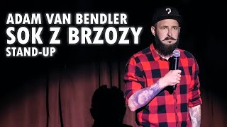 "Adam Van Bendler - ""SOK Z BRZOZY"" 