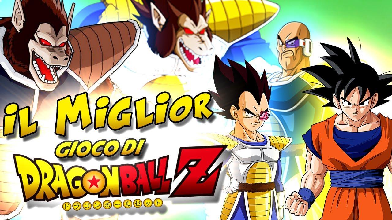 Il Miglior Gioco Di Dragon Ball Z Gameplay Dragon Ball Budokai