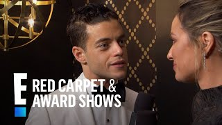 "Rami Malek on 2016 Emmy Win: ""Times Are Changing"" 