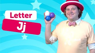 Jj | Fun Phonics | Magicio and Phonics | Made by Red Cat Reading