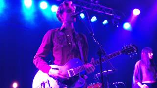 Houndmouth, Intro/Black Gold (Live), 02.24.2015, Waiting Room Lounge , Omaha NE