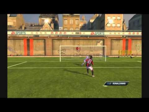FIFA 11 PC SKILLS TUTORIAL - KEYBOARD