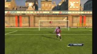 FIFA 11 PC SKILLS TUTORIAL - KEYBOARD