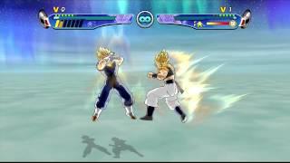 Dragon Ball Z Budokai HD Collection: Budokai 3 - Vegito vs Gogeta【1080p HD】