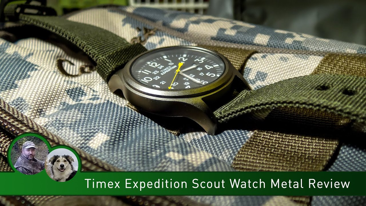 Timex T49961 Expedition Scout Watch