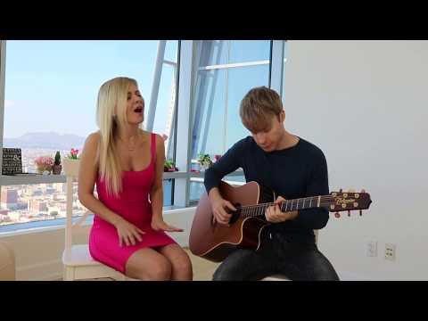 Ne Yo - One In A Million // Covered by Ksenia Valenti and Jeremy Bieber