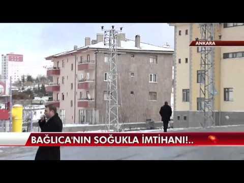 Etimesgut Baglicanin Dogal Gazla Imtihani