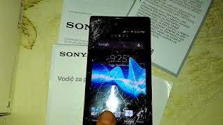 Xperia J - Polomljen touch screen