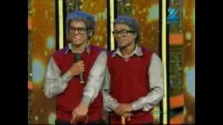 Dance India Dance Season 4 December 07, 2013 - Biki Das & Ashutosh