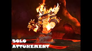 Solo Molten Core Attunement! - Claṡsic WoW (Any class/No key required)