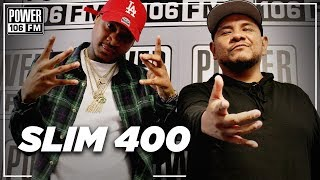 Slim 400- Tekashi Beef Explained, Clout Chasing, His Favorite Tacos in LA, and more!