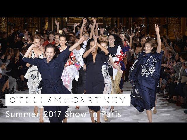 The Stella McCartney Summer 2017 Show (Full Edit)