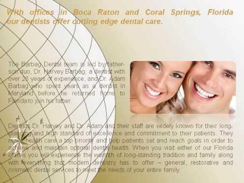 Dentist in Coral Springs   Barbag Dental